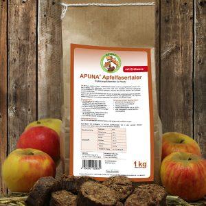 Apfelfasertaler_1kg_Erdbeere