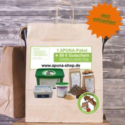 Rimondo Gewinnspiel APUNA Paket